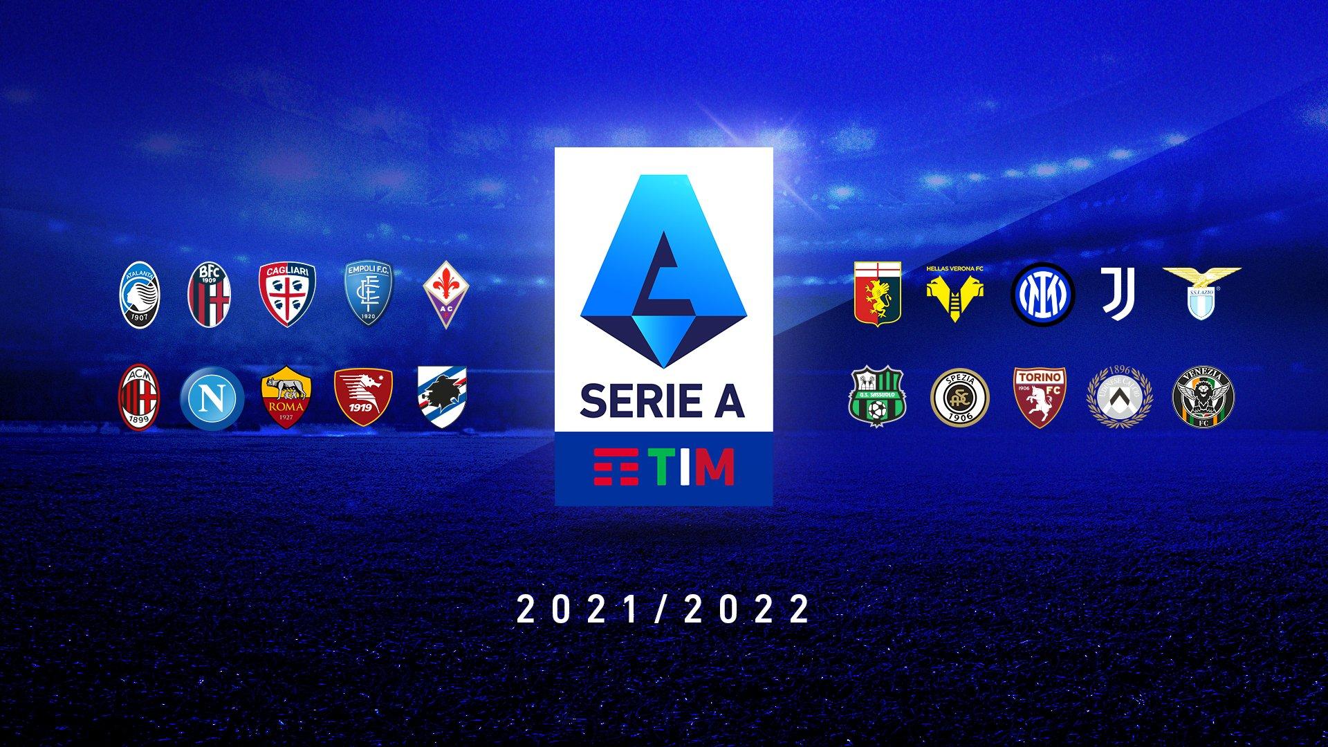 قرعة مباريات الدوري الايطالي لموسم 2021-2022
