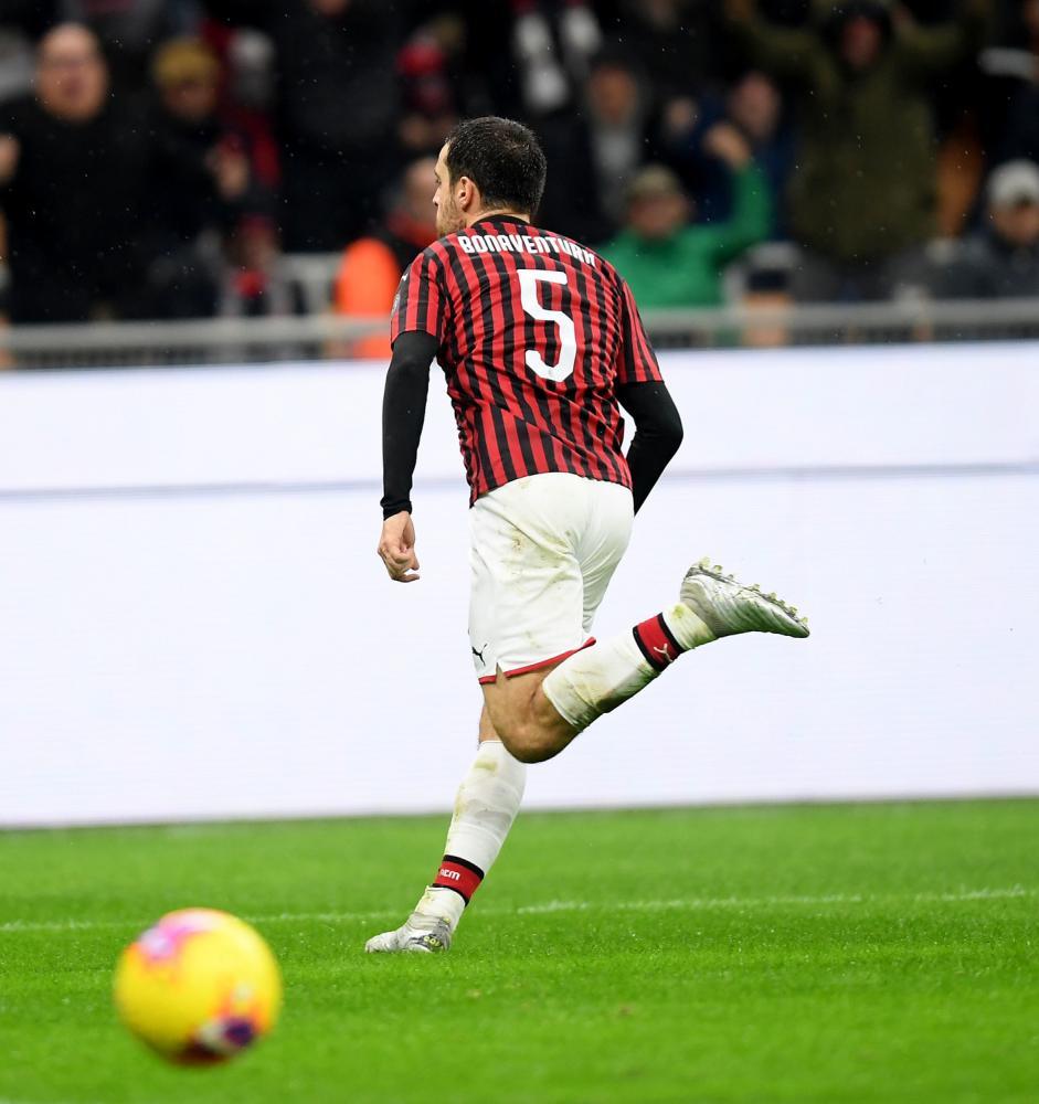 بونافينتورا ضمن أفضل 11 لاعب للاسبوع 27