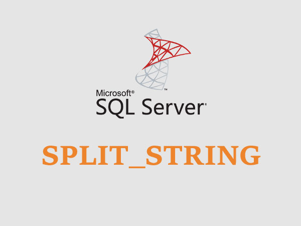 How to split string in SQL Server 2012