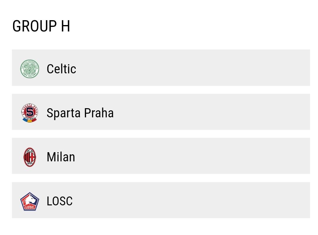 تصويت - في أي مركز سينهي ميلان مجموعته في الدوري الأوروبي؟