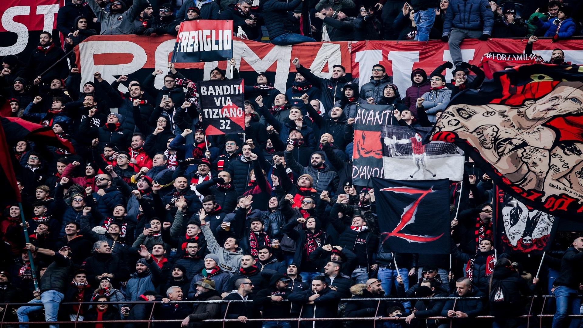 لاغازيتا: أدت جائحة كورونا إلى إرتفاع عدد مشجعي نادي ميلان محتلًا المركز الثاني خلف يوفنتوس